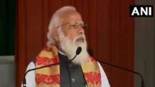 Conspiracy Hatched Abroad to Defame Indian Tea: PM Modi in Assam   Highlights