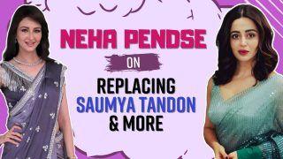 Neha Pendse On Replacing Saumya Tandon in Bhabiji Ghar Par Hain & More