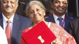 Budget 2021: Indian Cricket Team's Triumph in Australia Finds a Mention in Finance Minister Nirmala Sitharaman's Speech