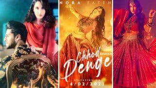 Chhor Denge Teaser Out: Nora Fatehi is Back With Her Sizzling Dance Moves And Glamarous Avatar