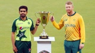 Live Streaming Cricket Details Pakistan vs South Africa 2021, 1st T20I: How to Stream Match Live, Watch on TV And Follow Online