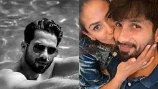 'I Love You Baby'! Shahid Kapoor's Wife Mira Kapoor Showers Love And Kisses on His Birthday