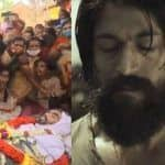 KGF Actor Yash's Fan Dies by Suicide, Asked Actor to Attend His Funeral in Suicide Note