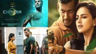 Chakra Twitter Review: Here's What Netizens Are Saying About Vishal-Shraddha Srinath Starrer
