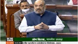 Jammu And Kashmir to Get Statehood at Right Time: Amit Shah in Lok Sabha