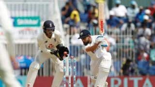 'Hang it in a Museum': Moeen Ali Snares Virat Kohli For Duck in 2nd TEST | WATCH