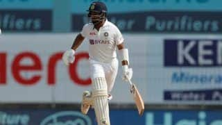 India vs England 2nd Test: Injury Keeps Cheteshwar Pujara Away From Field on Day 2, Mayank Agarwal Replaces Him as Substitute