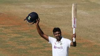 India vs England, 2021: Ravichandran Ashwin Dazzles in Chennai With 5th Test Century