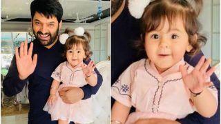 Kapil Sharma Shares Super Cute Picture of Daughter Anayra, Neeti Mohan Calls Her 'Mini Ginni'