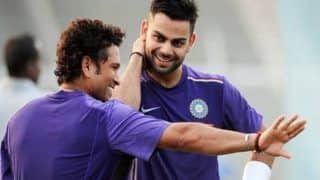 Virat Kohli Reveals Valuable Advice From Sachin Tendulkar Which Helped Him During Battle With Depression