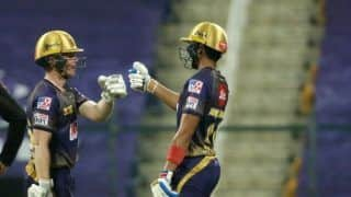 KKR Predicted 11 For IPL 2021: Shakib Al Hasan or Sunil Narine? Two-Time Champions Face Tough Task to Choose Amongst Overseas Players