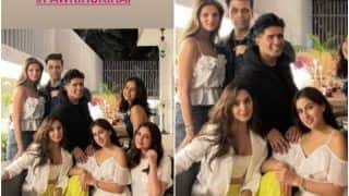 Now Karan Johar Goes 'Pawri Ho Rahi Hai' With Sara Ali Khan, Kiara Advani And Others on Saturday Night