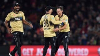 New Zealand vs Australia, 1st T20I: Conway, Sodhi Shine as NZ Register Clinical 53-Run Win Over AUS