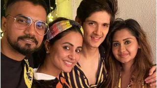 Yeh Rishta Kya Kehlata Hai Couple Rohan Mehra-Kanchi Singh Break up, Latter Says 'Have no Hard Feelings'