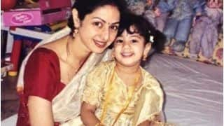 Janhvi Kapoor Shares Sridevi's Hand-Written Note on Her 3rd Death Anniversary