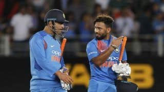 Rishabh Pant Has Practiced Hard Like MS Dhoni: Farokh Engineer Hails The Southpaw's Wicketkeeping Skills