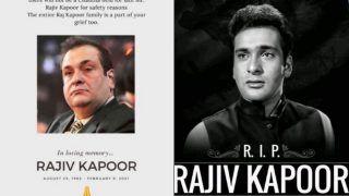 Rajiv Kapoor Prayer Meeting Update: No Chautha For Late Actor Due to COVID-19 Pandemic, Kareena Kapoor Khan Confirms