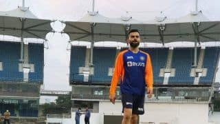 India vs England: Virat Kohli And Co. Enjoy First Outdoor Session at MA Chidambaram Stadium After Completing 6-day Quarantine Period