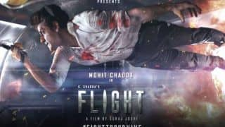 Flight Motion Poster: Mohit Chadda Set to Pack a Punch With Stupendous 'Action Thriller'