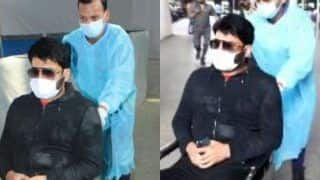Kapil Sharma Finally Breaks Silence on Being on Wheelchair, Says 'Injured My Back in Gym'