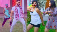 Khesari Lal Yadav New Holi Song 2021: खेसारी लाल यादव का नया गाना'भतार मोर टेम्पू के ड्राइवर' वायरल, होली का यूंचढ़ा रंग | VIDEO