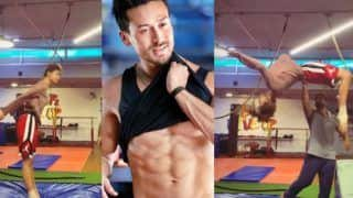 Disha Patani's Oh-So-Amazing Backflip Stunts Impress Rumoured Boyfriend Tiger Shroff, Watch Video