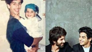 Shahid Kapoor Birthday: Ishaan Khatter's Amazing 'Then And Now' Birthday Wish For Big Brother is Cutest Thing on Internet Today
