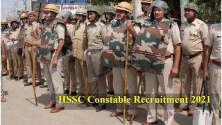HSSC Constable Recruitment 2021: 7289 कांस्टेबल के पदों पर आवेदन करने की बढ़ी डेट, 12वीं पास के लिए एक और मौका, जल्द करें अप्लाई