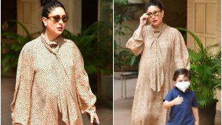 प्रेग्नेंट करीना कपूर खान की डिलीवरी को लेकर आई ये बड़ी खबर, नन्हें मेहमान के लिए पहले से ही...