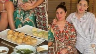 Pregnant Kareena Kapoor Khan Gorges on Chaat With Her Girlfriends Malaika Arora, Amrita And Natasha Poonawalla - See Pics