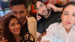 Aly Goni Gets Best Birthday Gifts From Girlfriend Jasmin Bhasin, Check Out His Presents