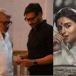 Ajay Devgn Begins Shooting For Gangubai Kathiawadi, Reunites With Sanjay Leela Bhansali After 22 Years