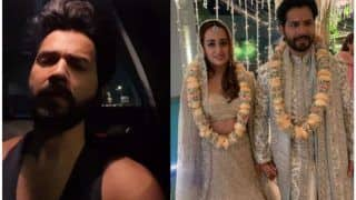 Varun Dhawan Goes Home to His Wife After Late Night Shoot, Shares Mushy Video With Fans