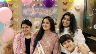 Singer Harshdeep Kaur's Baby Shower Pictures Are Too Adorable to Miss; to Deliver Baby Anytime Soon