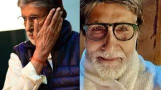 Amitabh Bachchan Health Update: Megastar Undergoes Laser Eye Surgery to Remove Cataract, Will Not be Discharged Today