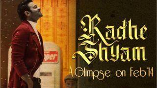 Valentine Day पर प्रभास की फिल्म 'Radhe Shyam' का टीजर होगा रिलीज, वायरल हुआ Pre Teaser