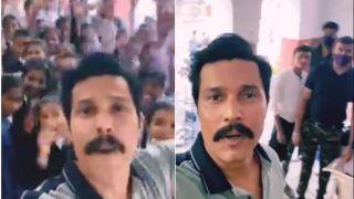 Pawri Ho Rahi Hai: Randeep Hooda Recreates Yashraj Mukhate's Viral 'Pawri' Video- It's Hilarious