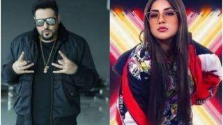 Shehnaaz Gill-Badshah Team up For New Music Video, Shooting Starts in Jammu & Kashmir