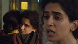 Pagglait Teaser Out: Sanya Malhotra Does Not Seem To Care About Her Husband's Death in Netflix Film