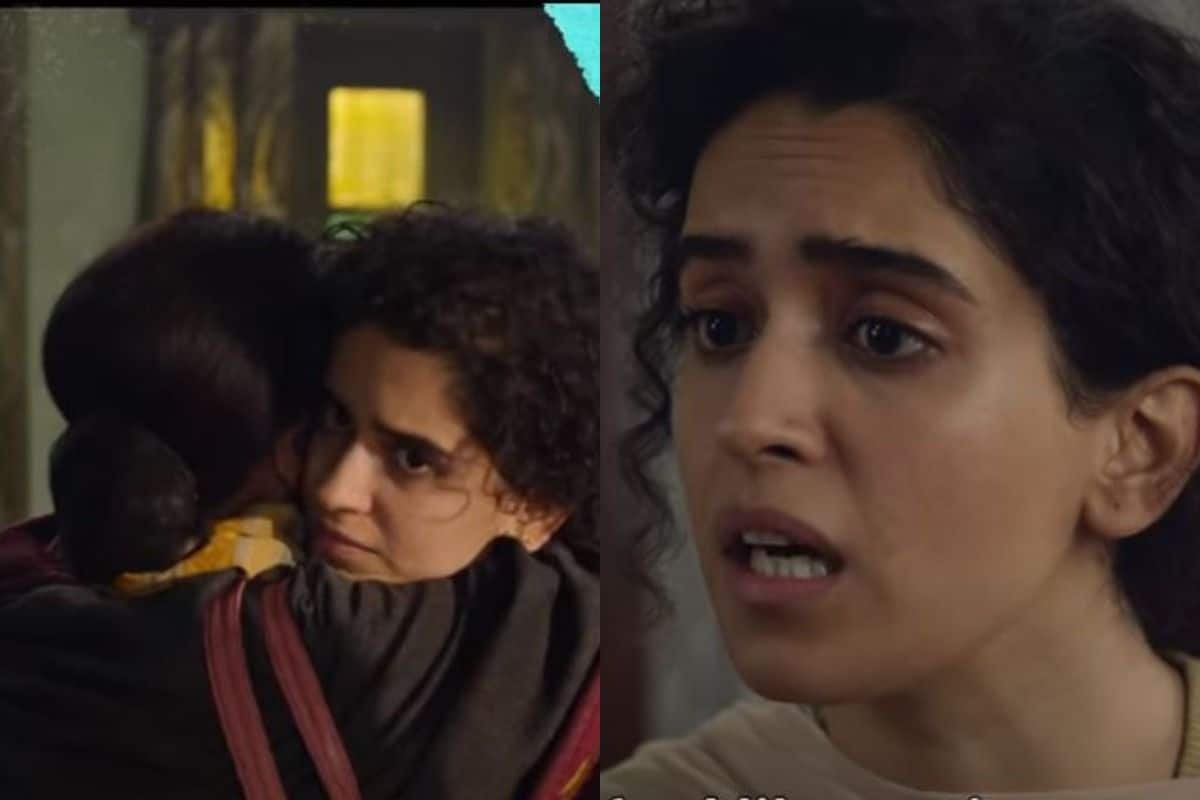 Pagglait Teaser Out: Sanya Malhotra Does Not Seem To Care About Her Husband