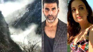 Uttarakhand Glacier Burst: Akshay Kumar, Dia Mirza, Other Celebrities Pray For People's Safety After Massive Flood in Chamoli