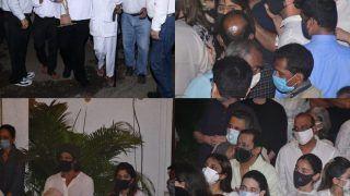 Rajiv Kapoor Funeral: Anil Ambani, Shah Rukh Khan, Ranbir Kapoor, Alia Bhatt, Other Family Members Leave For Last Rites| Updates