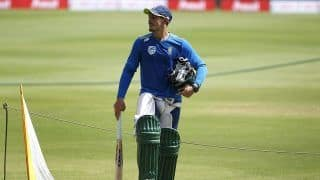South Africa Captain Quinton de Kock to Take Mental-Health Break From Cricket