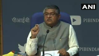 Guidelines Have Been Issued to Curb Misuse of Social Media Platforms, Says Ravi Shankar Prasad