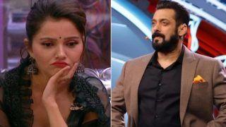 Bigg Boss 14: Rubina Dilaik को सलमान ने फिर सुनाई खरी खोटी, 'Stop Harassing Rubina' सोशल मीडिया पर हुआ ट्रेंड
