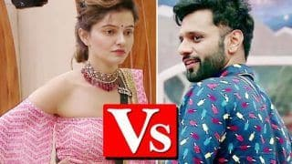 Bigg Boss 14 Grand Finale Voting Trends: Rubina Dilaik Fans Shower All Their Love For Her, Is She Ahead of Rahul Vaidya?