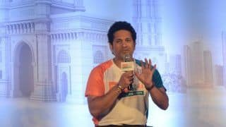 Fans Gather Outside Sachin Tendulkar's Home to Show Support After Controversial Tweet on Farmers' Protest