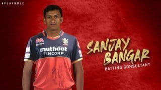 IPL 2021: Royal Challengers Bangalore Appoint Sanjay Bangar as Batting Consultant