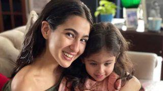 अपनी बुआ Soha Ali Khan से मिलने पहुंची Sara Ali Khan, बहन इनाया खेमू के साथ शेयर की बेहद क्यूट फोटो