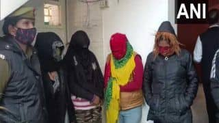 Delhi-NCR में Escort Service की आड़ में चल रहे Sex Racket का भंडाफोड़, ग्राहकों को लूटने वाली 4 महिलाओं समेत 5 अरेस्ट